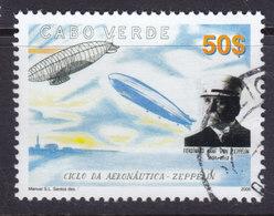 Cape Verde 2006 Mi. ???     50 E Geschichte Der Fliegerei Graf Zeppelin - Kap Verde