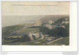CHERBOURG SES ENVIRONS LENDEMER LES CHALETS LA PLAGE CPA BON ETAT - Cherbourg