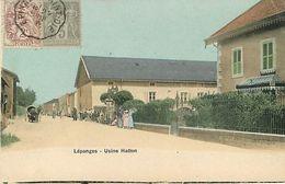 88 :Lepanges : Usine Hatton - France