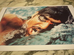 PHOTOGRAPHIE MARK SPITZ JO DE MUNICH 1972 - Swimming