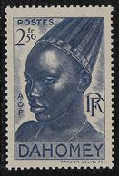 DAHOMEY 1941 - YT 137** - Dahomey (1899-1944)