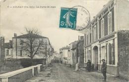 France - 17 - Aulnay - La Porte Saint-Jean - Aulnay