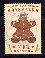 Denmark 2015 Mi. ????   7.00 Kr. Bagværk Gebäck Pastries Pâtisseries Deluxe Cancel !! - Dänemark