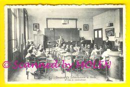 KLAS En VOORDRACHTZAAL : SCHOOL DIESTERSWEG HEIDE-KALMTHOUT - ECOLE CLASSE BLACKBOARD      1209 - Kalmthout