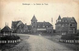 Knokke-Heist - Duinbergen - La Station Du Tram - Knokke