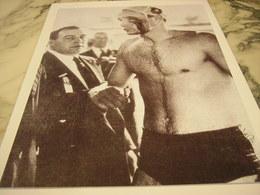 PHOTOGRAPHIE WATER POLO ERVIN ZADOR JO DE MELBOURNE 1956 - Natation