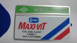 United Kingdom-(bta046)-maxi-vit-(20units)-(302e)-price Cataloge10.00£-card+1card Prepiad Free - BT Advertising Issues
