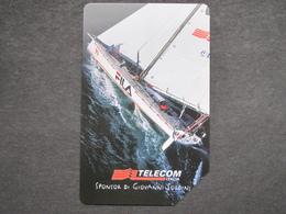 ITALIA TELECOM 2974 C&C 896 GOLDEN - 38° SALONE NAUTICO GENOVA 98 FILA SOLDINI - USATA - Barche