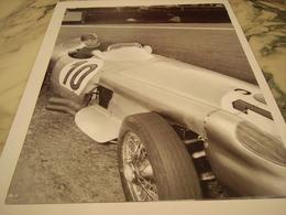 PHOTOGRAPHIE FANGIO GP DE BELGIQUE 1955 - Racing