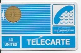 Carte Téléphonique 40 Unités - Frankreich