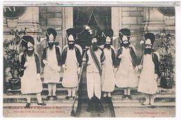 13 ECOLE  D ARTS ET METIERS  D AIX  FETE  DES  CENT JOURS  1904  LES SAPEURS  TBE  FO1252 - Aix En Provence