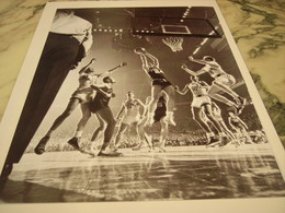PHOTOGRAPHIE BASKET UNIVERSITAIRE 1951 - Sports