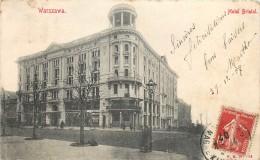 Poland - Warszawa - Hotel Bristol - Polen