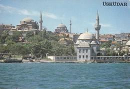CARTOLINA - POSTCARD - TURCHIA - USKUDAR -  ISTANBUL - Turchia