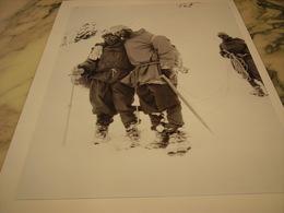 PHOTOGRAPHIE LIONEL TERRAY ET LOUIS LACHENAL NEPAL 1950 - Other