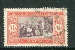 SENEGAL- Y&T N°58- Oblitéré - Oblitérés