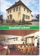 Rüdenhausen Bei Kitzingen - Gasthof Lahmer - Mehrbild (2) **AK-06-439** - Kitzingen