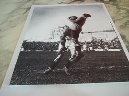 PHOTOGRAPHIE RICARDO ZAMORA STADE DE CHAMARTIN 1931 - Other