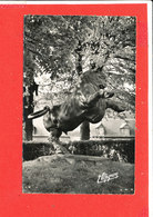 BARENTIN Cpsm Le Taureau Par Alfred JANNIOT 10262 Mignon    FORMAT 14 Cm X 9 Cm - Stieren