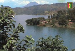 Rwanda - Le Lac Kivu à Kigufi - Rwanda