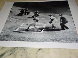PHOTOGRAPHIE JOE DI MAGGIO 1938 - Baseball