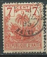 Haiti  - Yvert N° 31 Oblitéré  -  Cw31805 - Haiti