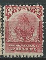 Haiti  - Yvert N° 40 * ( Presque **)   -  Cw31806 - Haiti