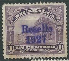 Nicaragua -yvert N° 462 A  Oblitéré     -  Cw31810 - Nicaragua