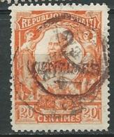 Haiti  -  Yvert N° 95 Oblitéré       -  Cw31814 - Haiti