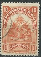 Haiti  -  Yvert N° 57 Oblitéré       -  Cw31815 - Haiti