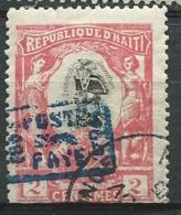 Haiti  -  Yvert N° 78 A  Oblitéré   -  Cw31822 - Haiti