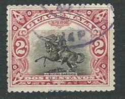 Guatémala  -  Yvert N° 121 Oblitéré    -  Cw31826 - Guatemala