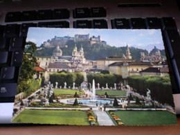 Salzburg Mirabellgarten - Unclassified