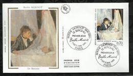BERTHE MORISOT . LE BERCEAU . 07 OCTOBRE 1995 . PARIS . - 1990-1999