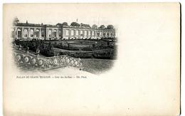 CPA VERSAILLES Petit Trianon  ( Précurseur) - Versailles (Château)
