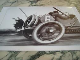PHOTOGRAPHIE DELAGE ACF DE DIEPPE 1912 - Racing