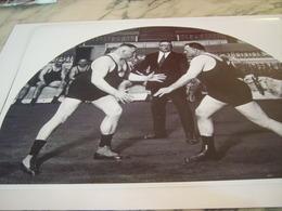 PHOTOGRAPHIE JAVIER OCHOA CIRQUE DE PRICE 1910 - Wrestling