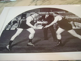PHOTOGRAPHIE JAVIER OCHOA CIRQUE DE PRICE 1910 - Lutte (Wrestling)