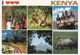 CARTOLINA - POSTCARD - KENYA - Kenia