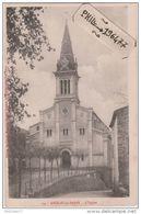 66 Amélie-Les-Bains - Cpa / L'Eglise. Non Circulé. - Autres Communes
