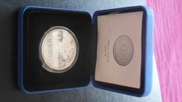 ESTLAND Estonia 2008 Silver Coin Silbermünze Eiche - Estonia