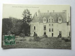 CPA (72) Sarthe - Environs De MAMERS -  Château De Grandchamp - - Mamers