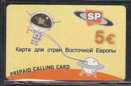 ТЕЛЕФОННАЯ КАРТА 5 ЕВРО - Phonecards