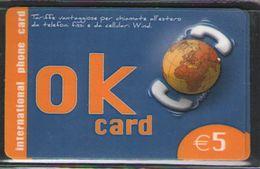 ТЕЛЕФОННАЯ КАРТА ЕВРОСОЮЗ 5 ЕВРО - Phonecards