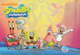 SpongeBob, Schwammkopf, TV Serie, Film - Nicht Gelaufen - Comicfiguren
