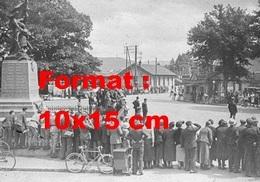 Reproduction D'une Photographie De La 4 ème étapes Du Tour De France De 1936 - Reproductions