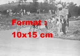 Reproduction D'une Photographie De La 8 ème étapes Du Tour De France De 1936 - Reproductions