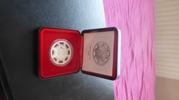ESTLAND Estonia 2010 Silver Coin Silbermünze Geschichte Estlands History Of Estonia - Estonia