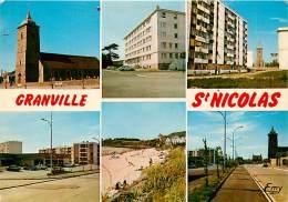 50* GRANVILLE  St  Nicolas Multivues CPM (10x15cm)         MA71-0216 - Granville