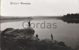 Moldova - Historical Romania - Nistru - Soroca - Fishing - Moldavie